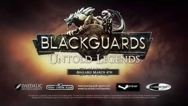 untoild legends blackguards