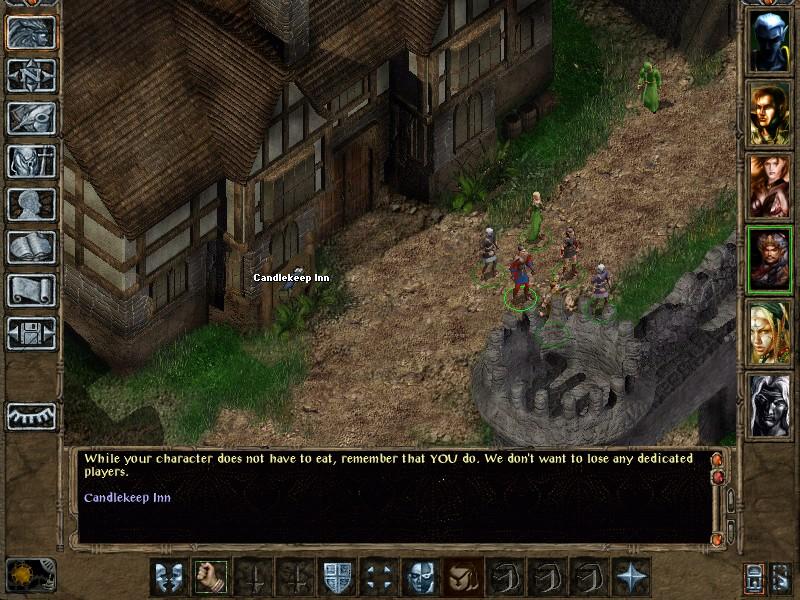 Baldur's gate original
