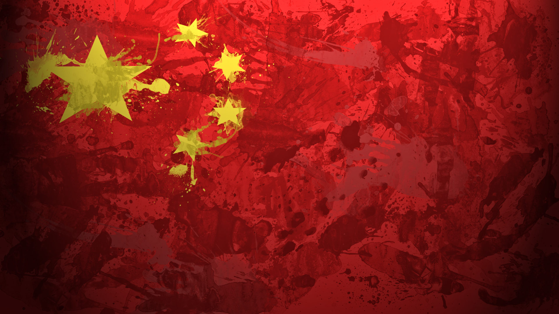 China-Flag-Art-Wallpapers