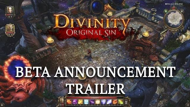 Divinity Original Sin beta