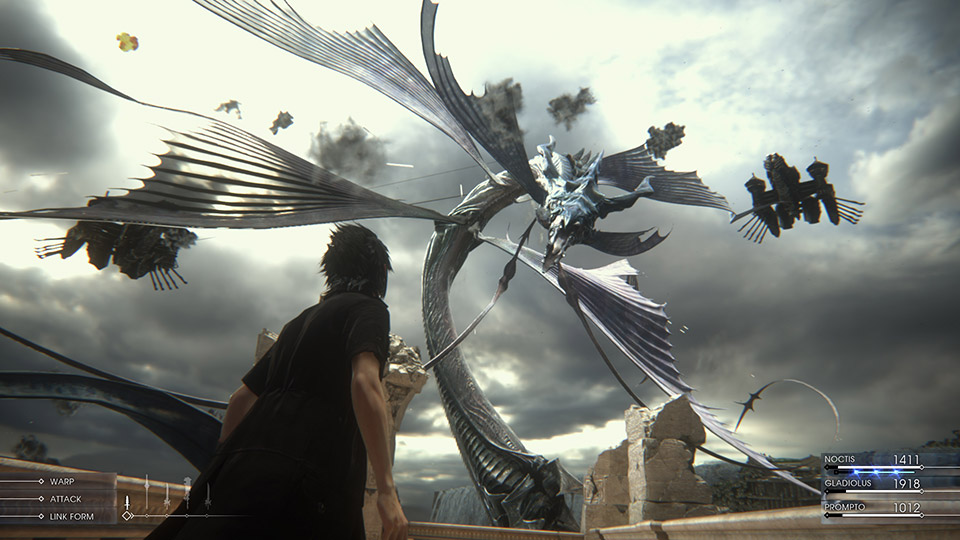 Final Fantasy XV 2804