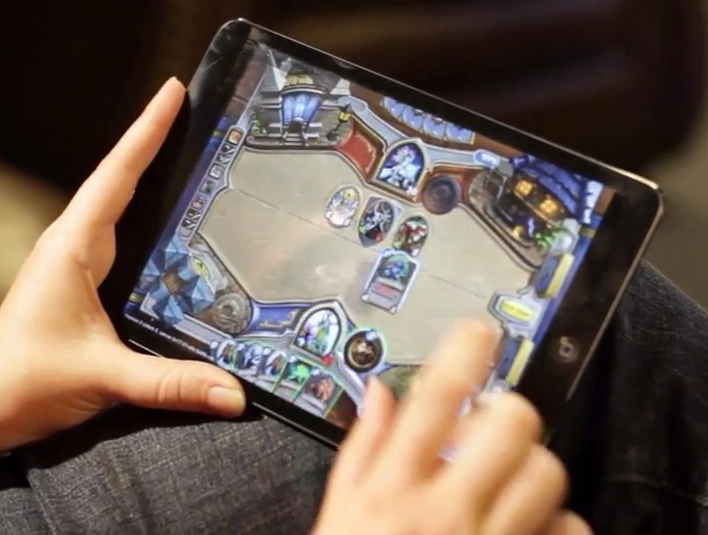 Hearthstone-Heroes-of-WarCraft ipad