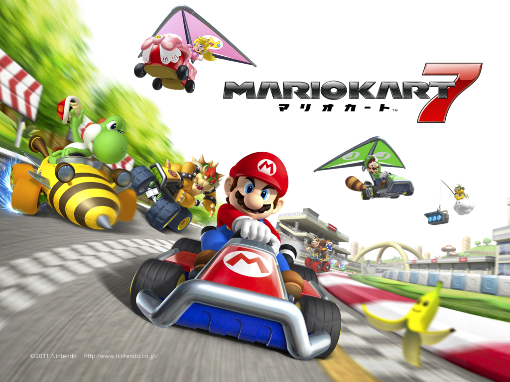 mario kart 7 parte il primo campionato nazionale aperte le iscrizioni. Black Bedroom Furniture Sets. Home Design Ideas