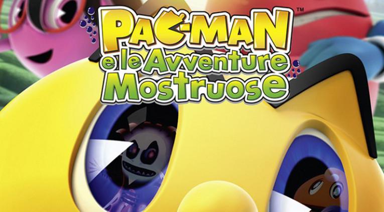 Pac-Man-e le avventure mostruose