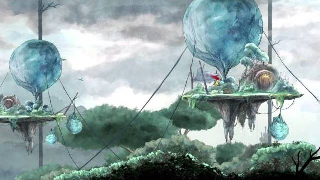 child of light - il mondo di lemuria trailer