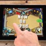 Hearthstone: Heroes of Warcraft è su iPad, trailer di lancio