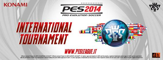 pes league international tournament