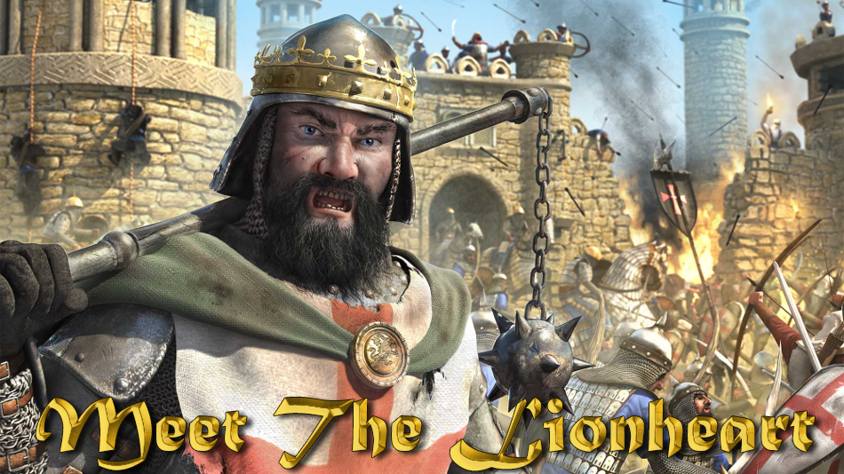 stronghold crusader 2 Richard_01