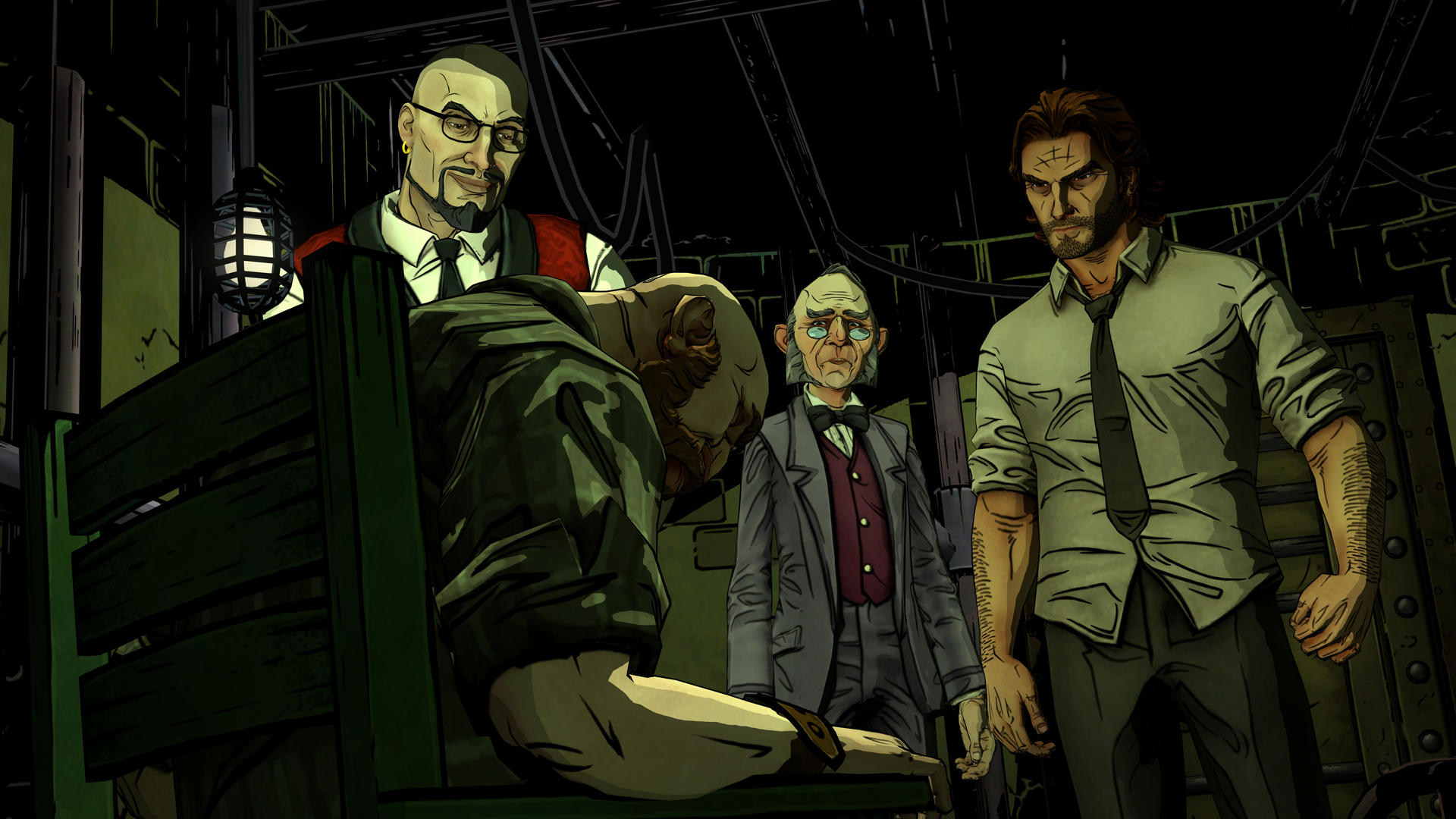 the wolf among us a