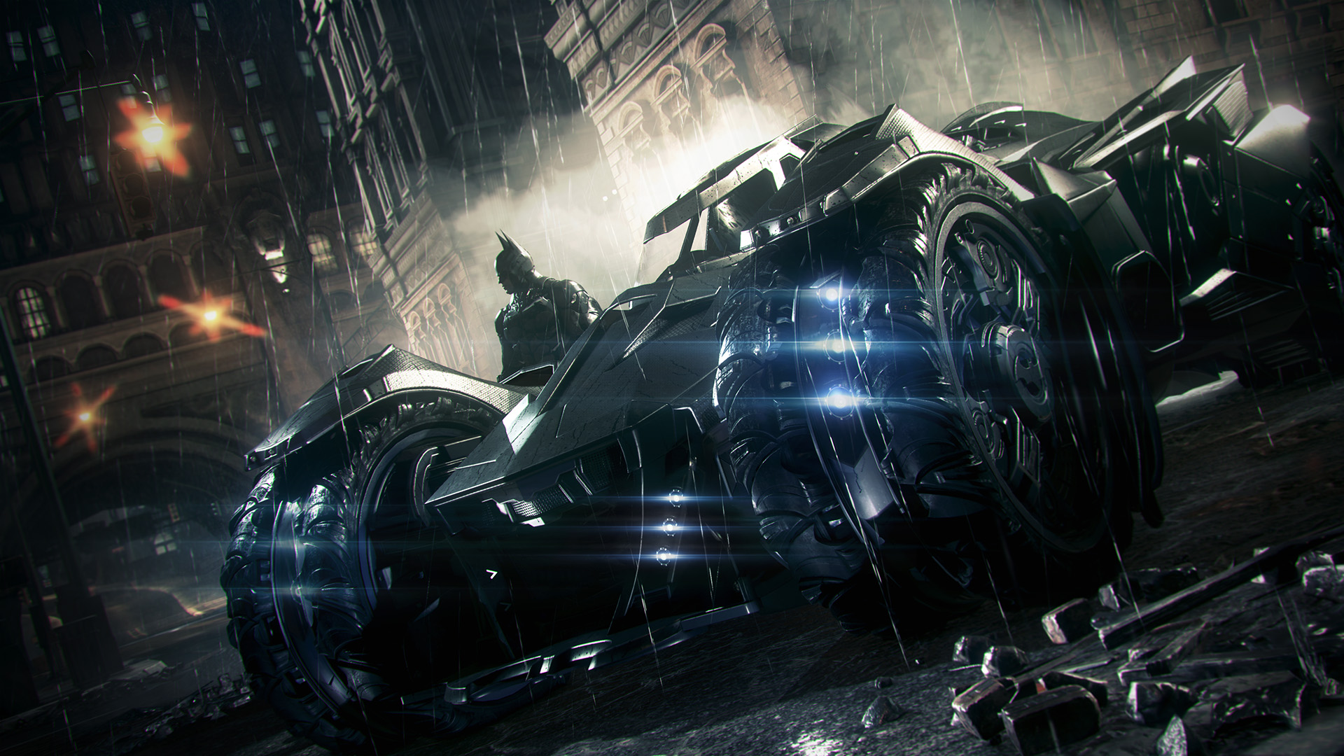Batman Arkham Knight 2105