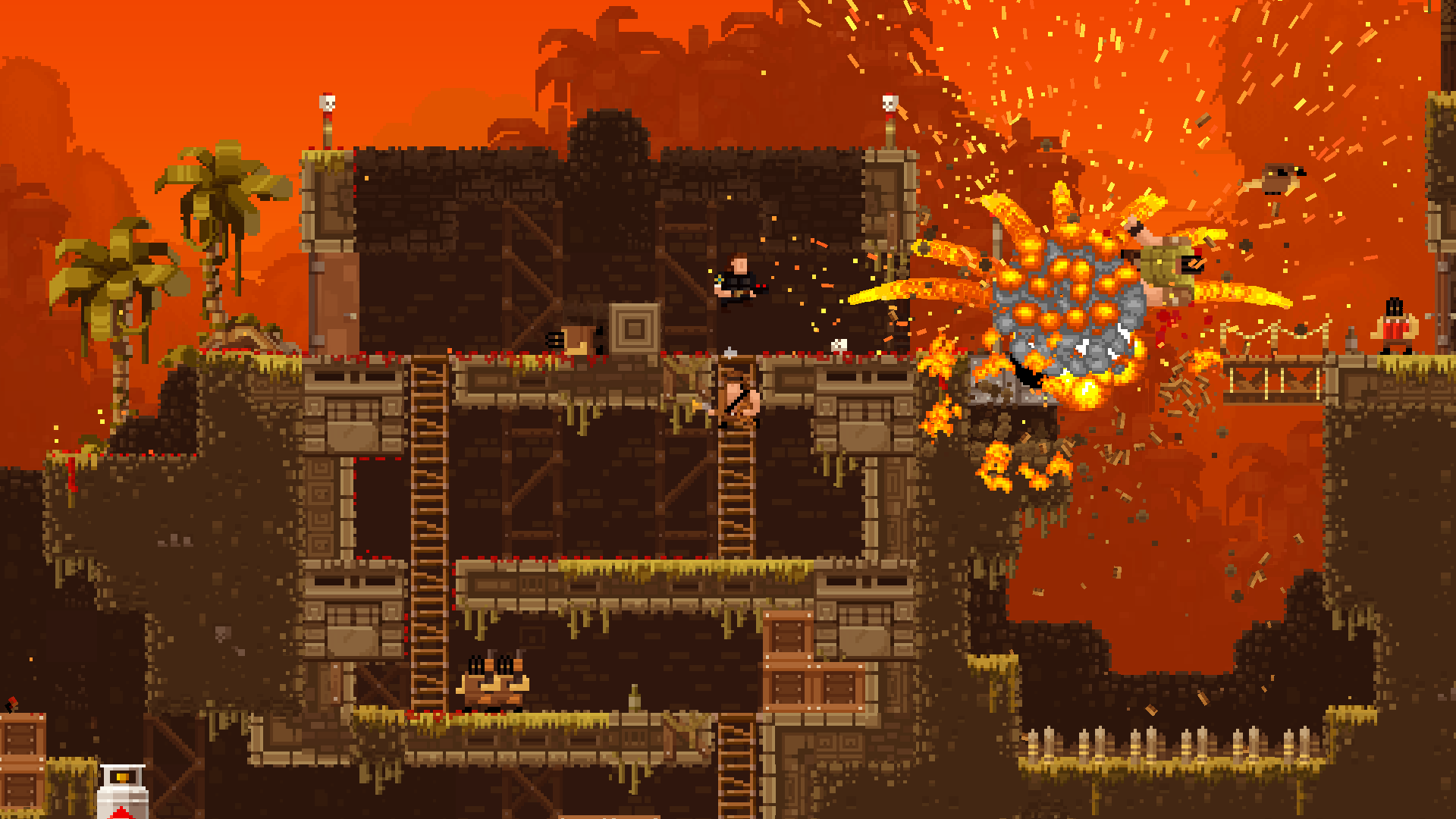 Broforce May Update - Screen 2
