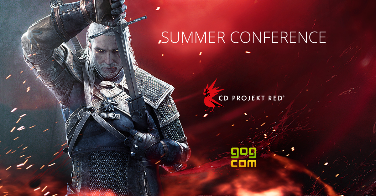CD Projekt Red -summer-conference