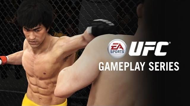 EA Sports UFC Bruce Lee 1405