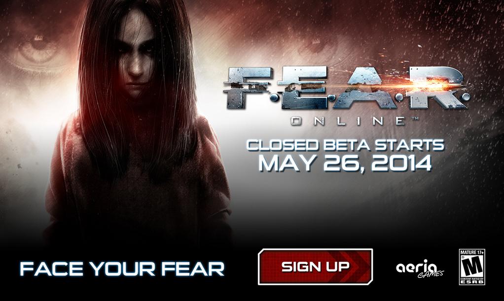 Fear online beta annuncio
