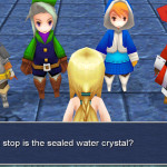 Final Fantasy III Steam versin 1105 1