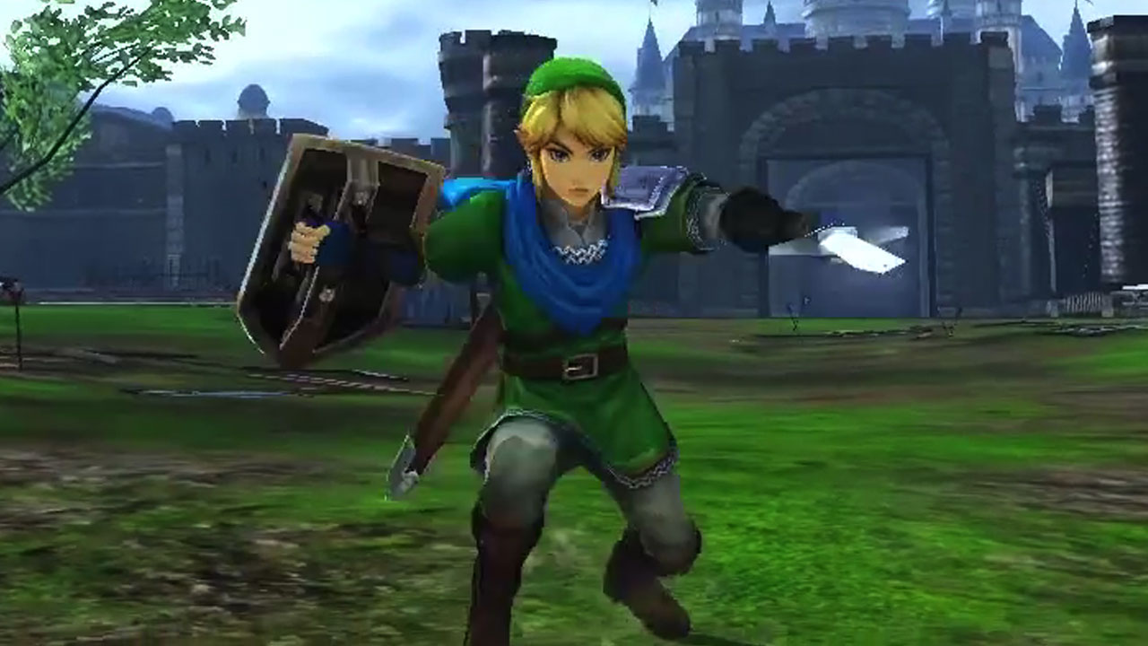 Hyrule Warriors 1805