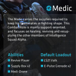 Killzone Shadow Fall medic 1605