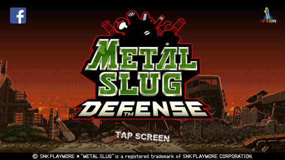 Metal Slug Defense a