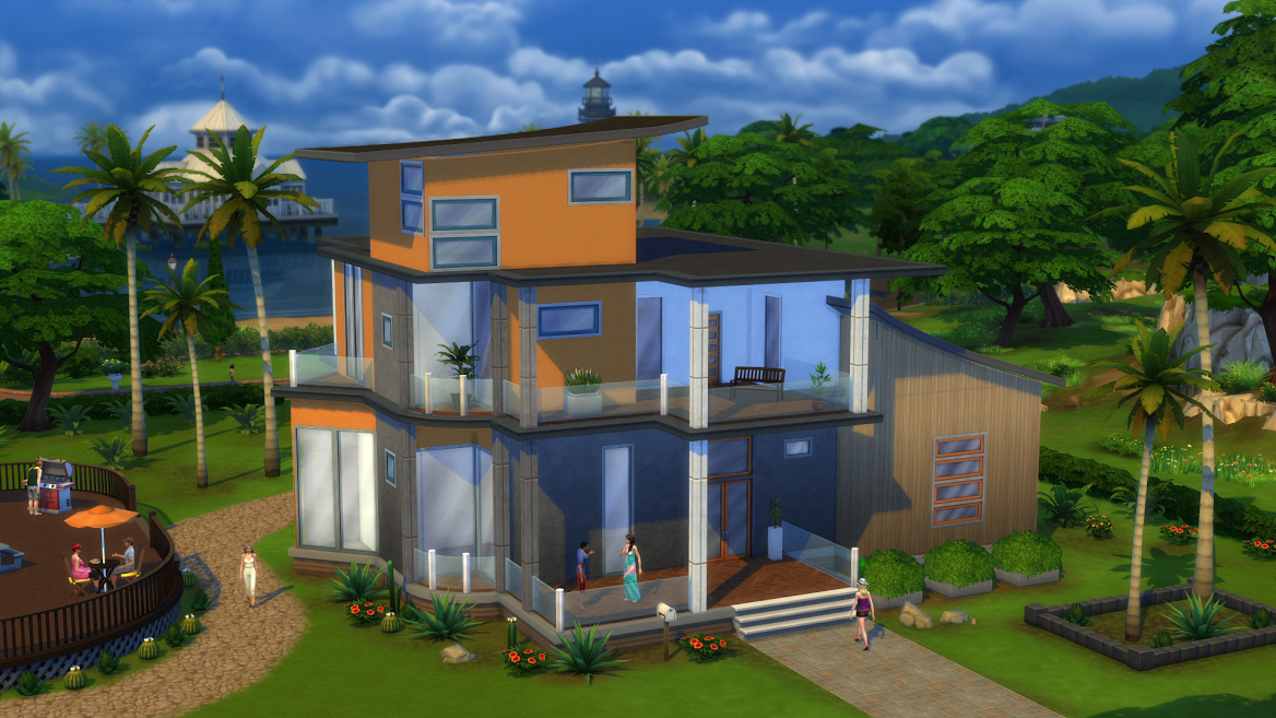 The Sims 4 2805