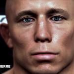 UFC Georges St-Pierre 2605