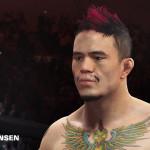 UFC Scott Jorgensen 2605