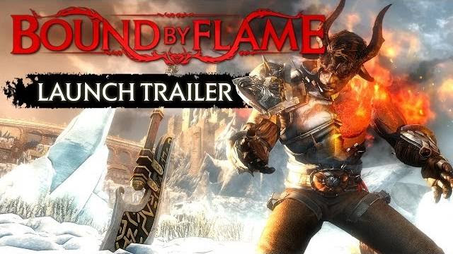 bound by flame trailer di lancio 0505