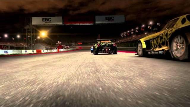 grid autosport endurance trailer 2305