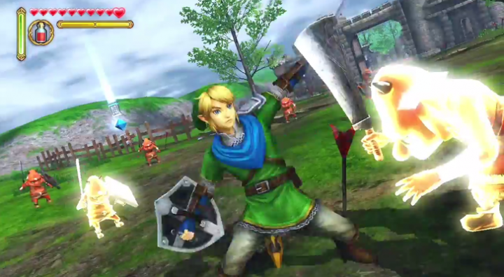 hyrule warriors 2005