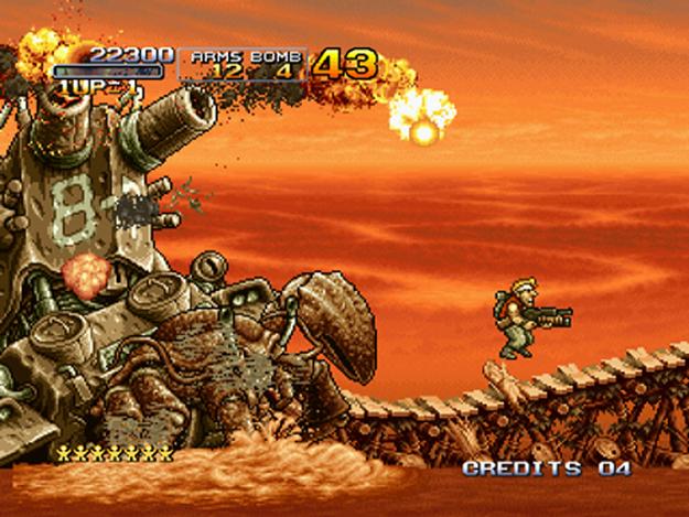 Metal Slug 3, con 4,86 dollari è possibile avere anche questo classico arcade