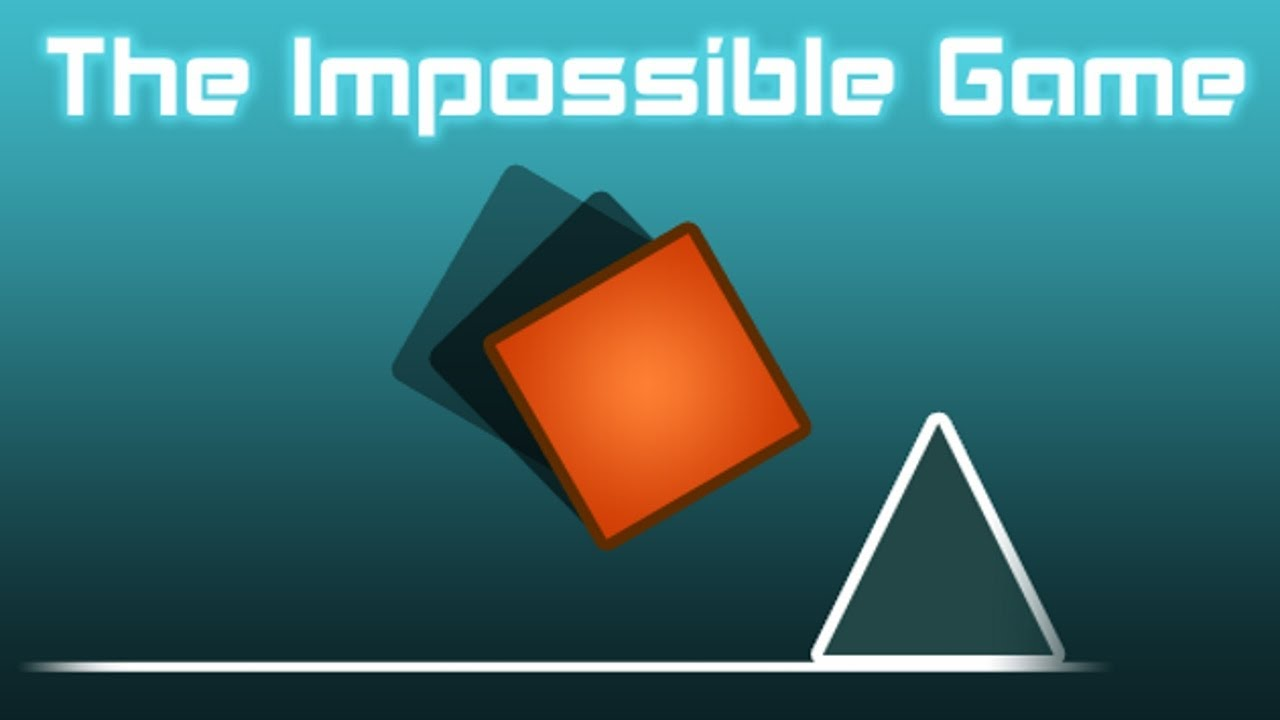 the impossible game header