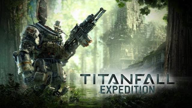 titan fall expedition
