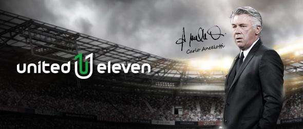 united eleven ancelotti