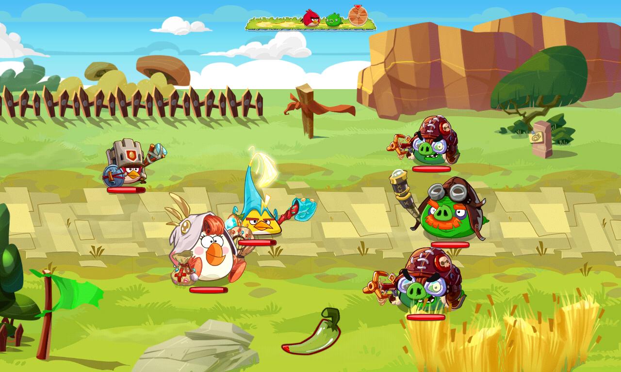 Angry Birds Epic 2006 e