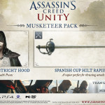 Assassin' Creed Unity-preorder-musketeer-e3