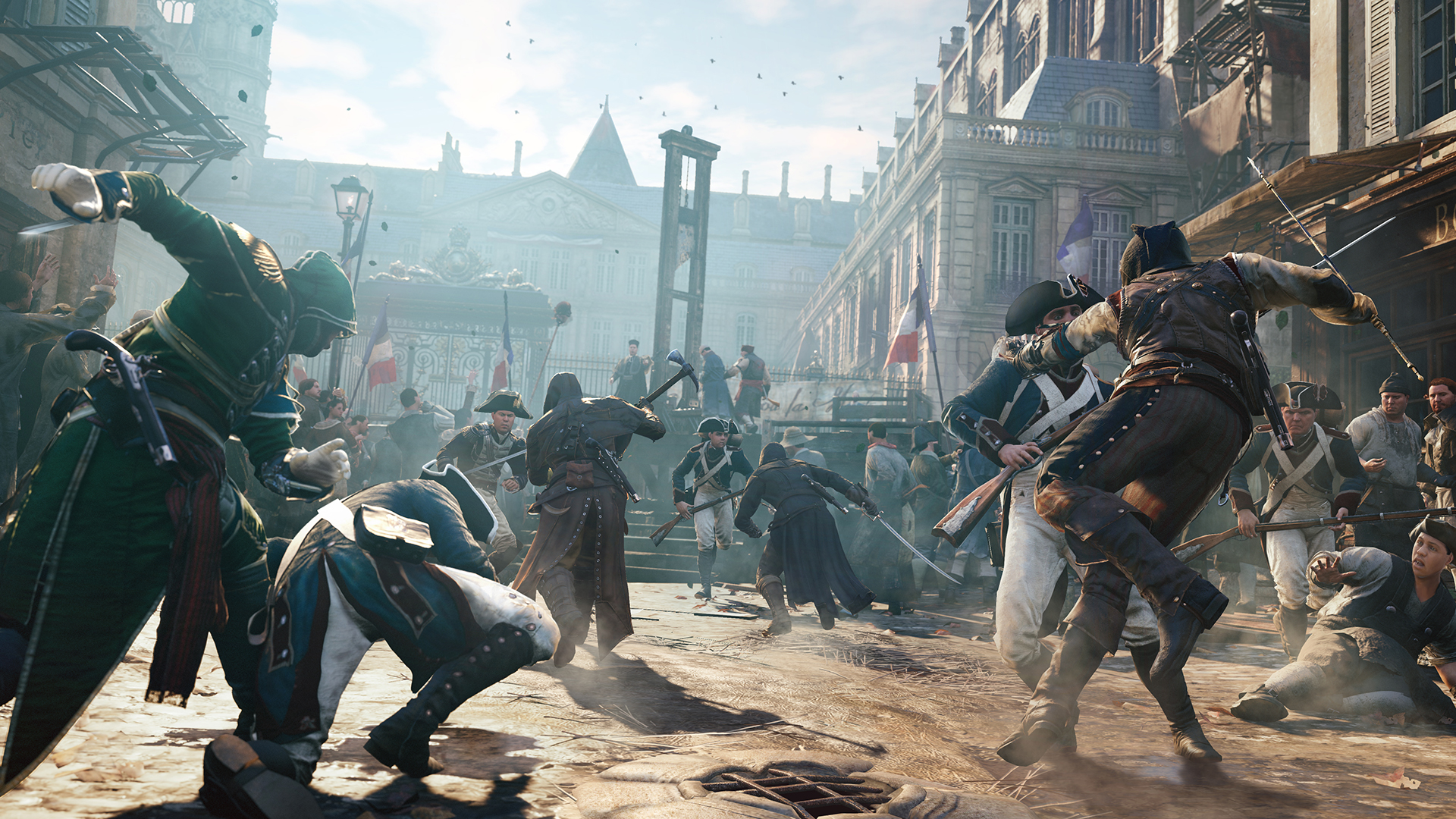 Assassin's Creed Unity E3 2014 3