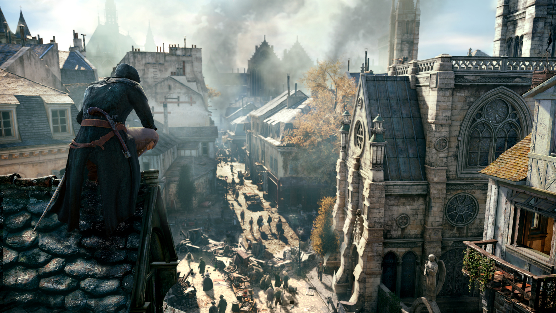 Assassin's Creed Unity E3 2014 5