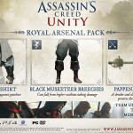 Assassin's Creed Unity-preorder-royalarsenal-e3