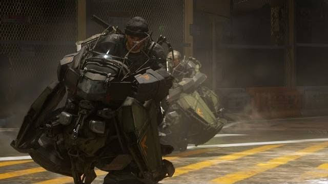 Call of duty advanced warfare tecnologia futura ed esoscheletro