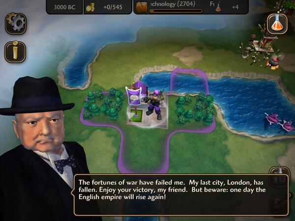 Civilization Revolution 2 iOS 2306