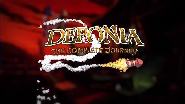 Deponia the complete journey trailer