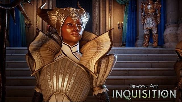 Dragon Age Inquisition trailer e3 2014