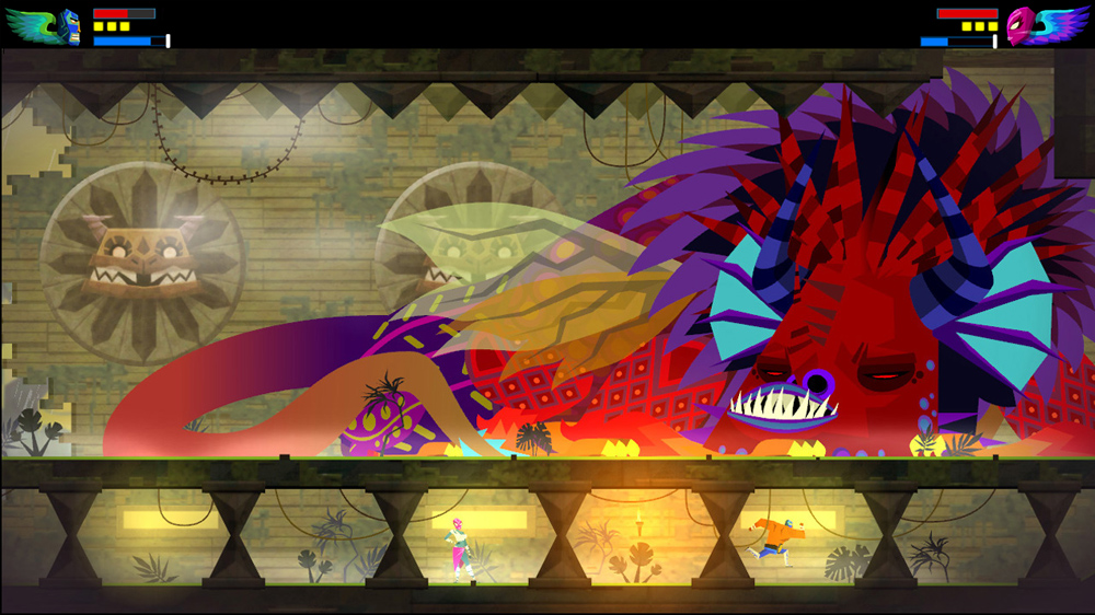 Guacamelee Super Turbo Championship 2006