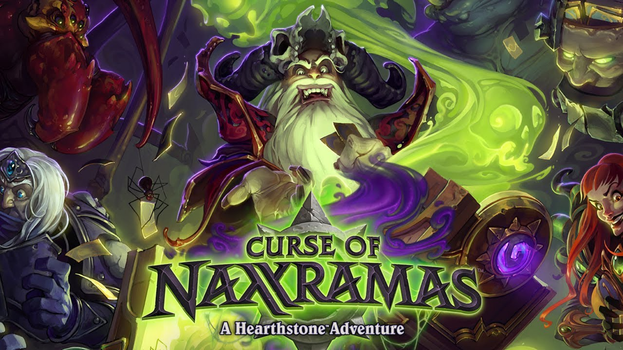 Hearthstone Heroes of Warcraft Curse of Naxxaramas