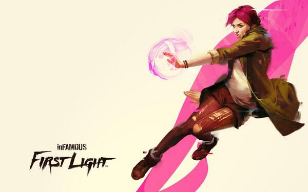 Infamous First Light esce il 27 agosto 14