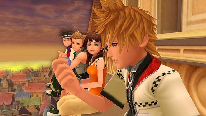 Kingdom Hearts HD 2.5 ReMIX 2006 28