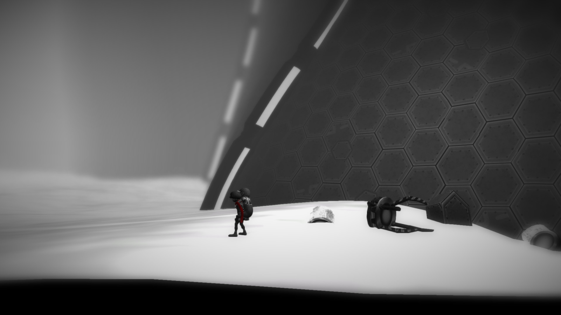 Monochroma in game 0206 4