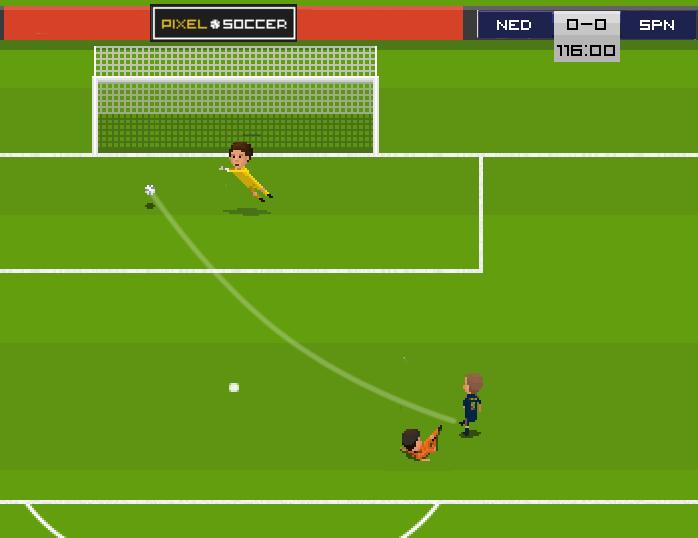 Pixel Soccer 2406