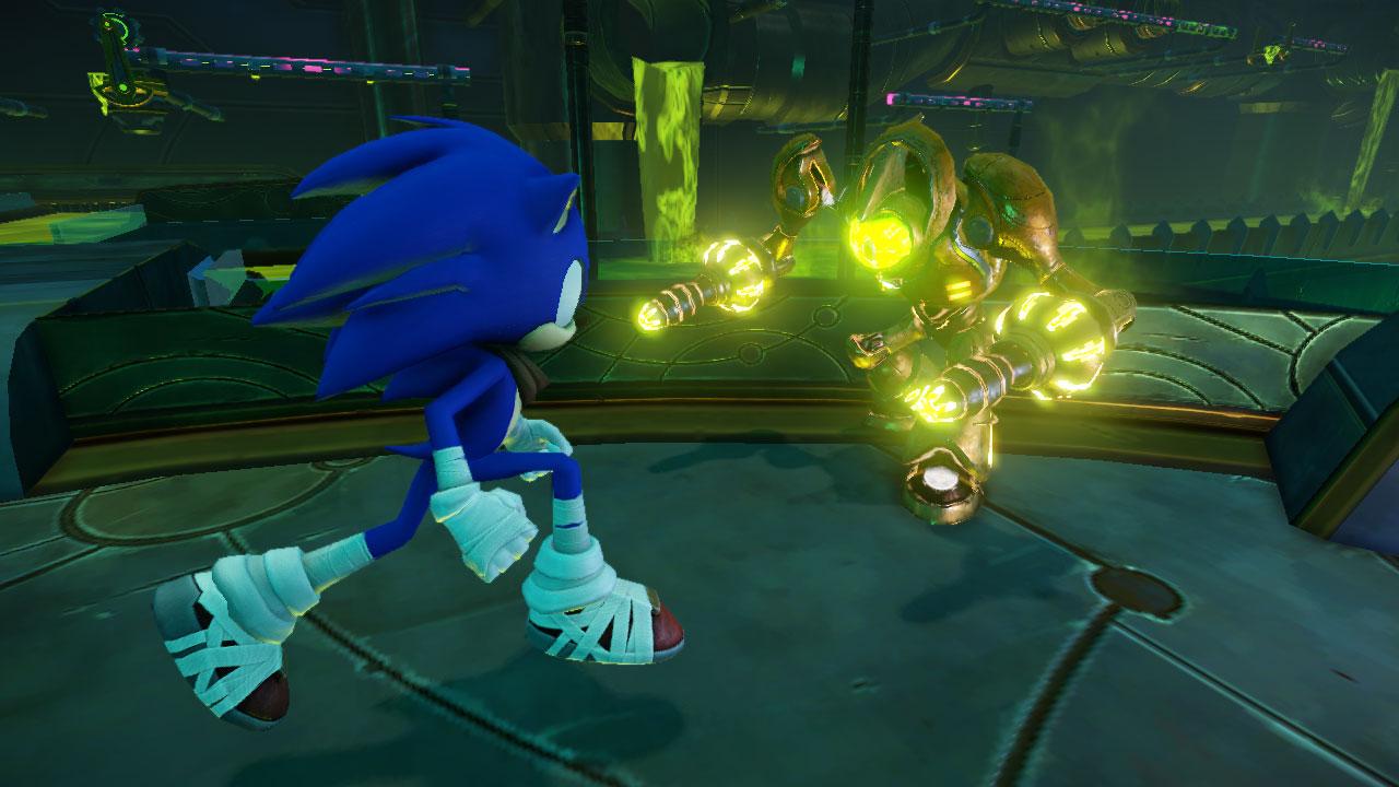 Sonic boom 0306 8