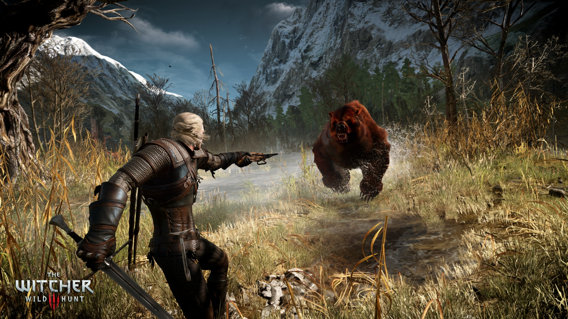 The Witcher 3 1506 s