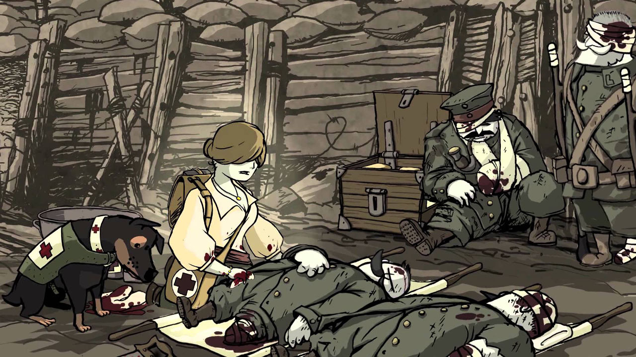 Valiant Hearts the great war 2506